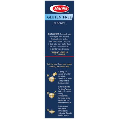 Barilla® Gluten Free Pasta Elbows