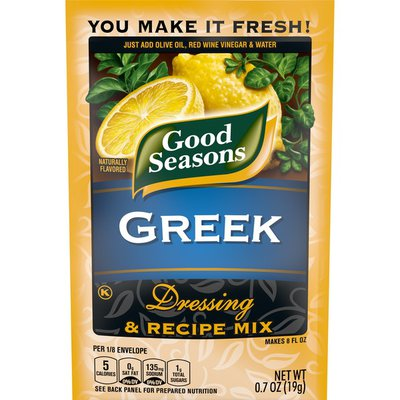Good Seasons Greek Dressing & Recipe Seasoning Mix