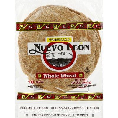 Nuevo Leon Tortillas, Whole Wheat