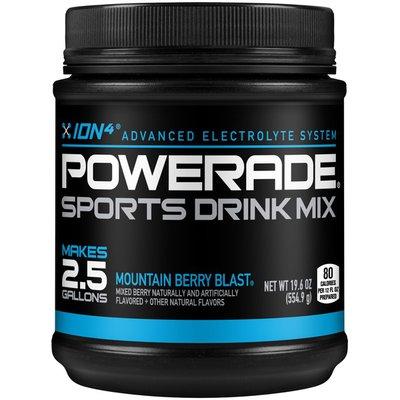 Powerade Mountain Berry Blast Sports Drink Mix