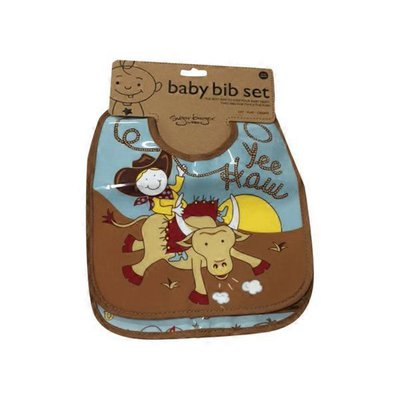 Ore Originals Yee Haw Sugarbooger Mini Bib Gift Set
