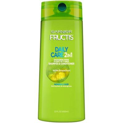 Garnier 2-in-1 Shampoo and Conditioner, Normal Hair