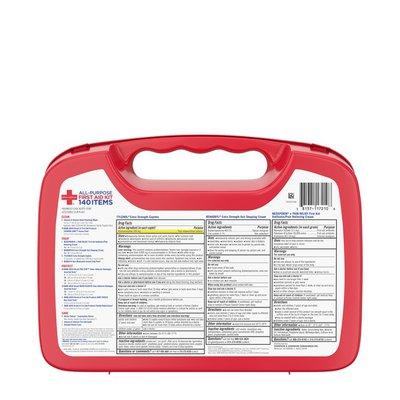 Johnson & Johnson All Purpose First Aid Kit