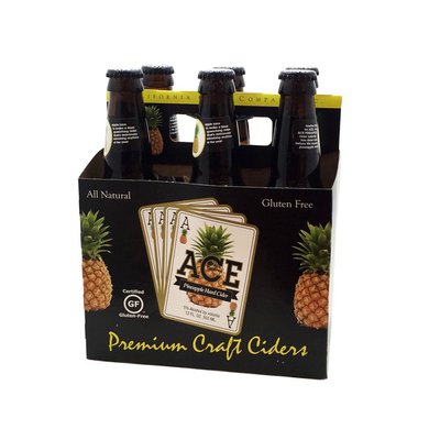 Ace Hard Cider, Pineapple, Sonoma County