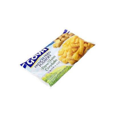 Goya Crinkle Cut French Fried Potatoes