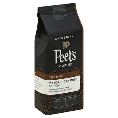Peet's Coffee Blend Dark Roast Whole Bean Coffee