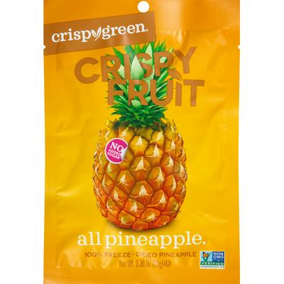 Crispy Green Crispy Fruit, All Pineapple