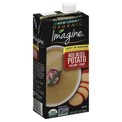 Imagine Soup, Creamy, Light in Sodium, Red Potato Bliss