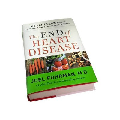 Nutri Books The End Of Heart Disease Book