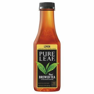 Pure Leaf Tea With Lemon