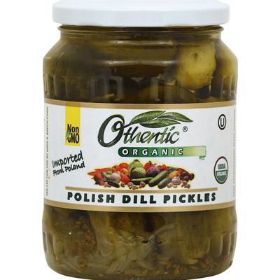 Wickles Pickles, Organic, Polish Dill
