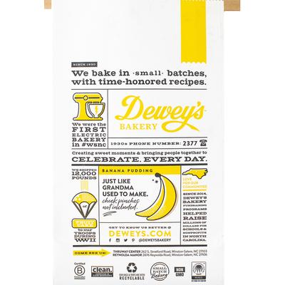 Dewey's Bakery Soft Baked Banana Pudding Cookies