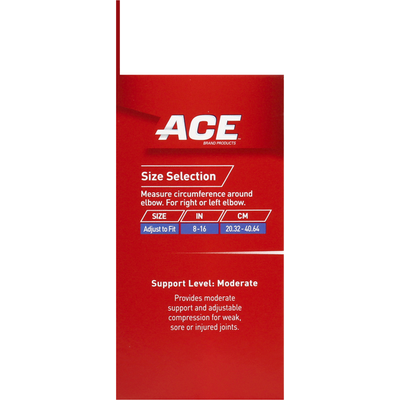 Ace Elbow Support, Adjustable