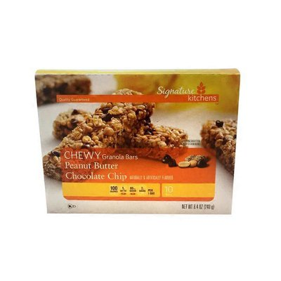 Signature Select Chewy Granola Bars