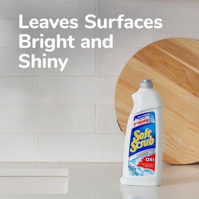 Soft Scrub Oxi Cleanser