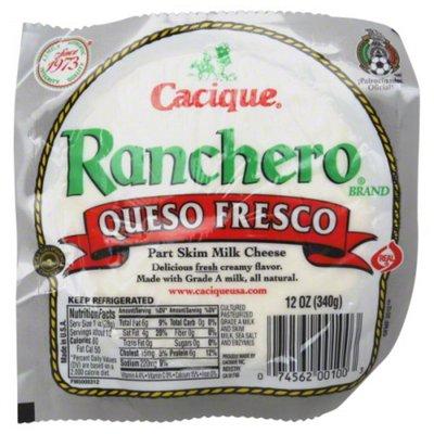 Cacique Queso Fresco Part Skim Milk Cheese
