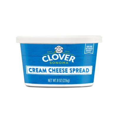 Clover Sonoma Conventional Cream Cheese Spread