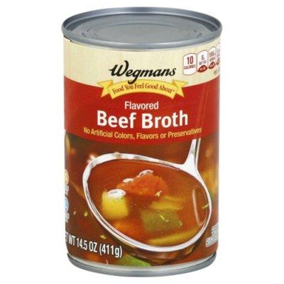 Wegmans Beef  Broth