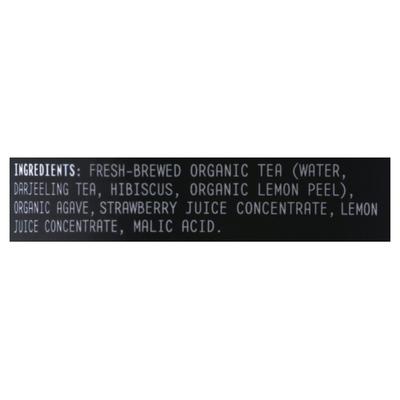 Owl's Brew Cocktail Mixer, Strawberry Manhattan