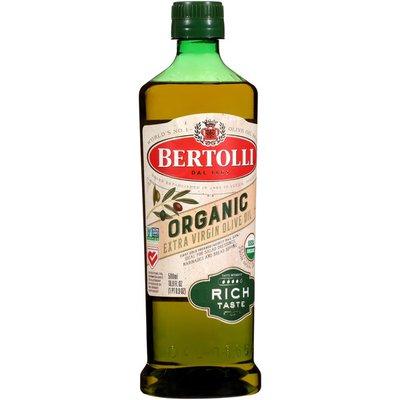 Bertolli Cold Extracted Organic Original Extra Virgin Olive Oil