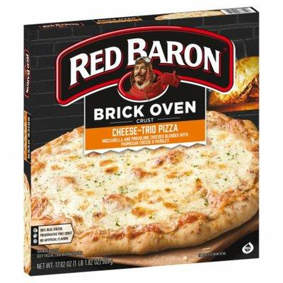 Red Baron Brick Oven Crust Cheese-Trio Pizza