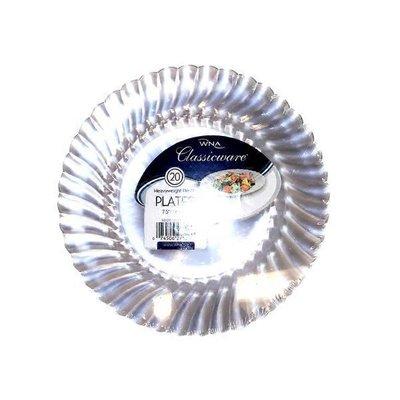 Classicware 7.5 Clear Plates