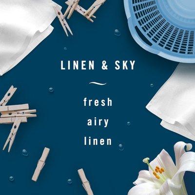 Febreze Odor-Eliminating Freshener, Linen & Sky