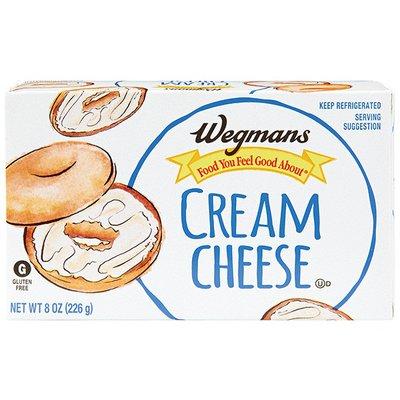 Wegmans Food You Feel Good About Cream Cheese, Original