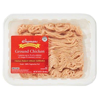 Wegmans Ground Chicken