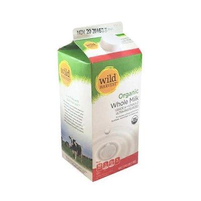 Wild Harvest Organic Whole Milk