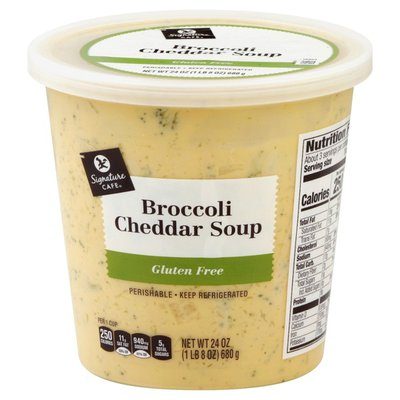 Signature Cafe Broccoli Cheddar Soup