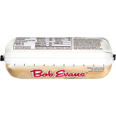 Bob Evans Farms Original Recipe Pork Sausage