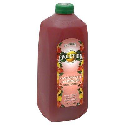Evolution Pomegranate Lemonade