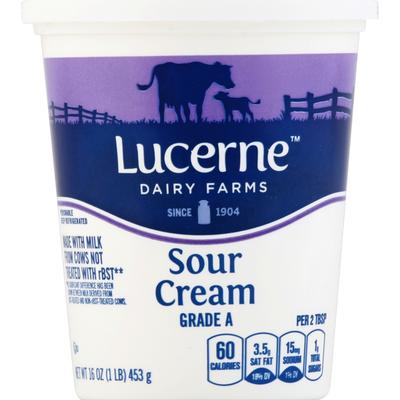 Lucerne Sour Cream