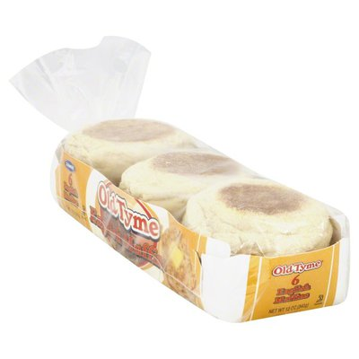 Old Tyme English Muffins