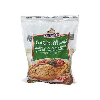 Kirkwood Garlic And Herb Chicken Breasts