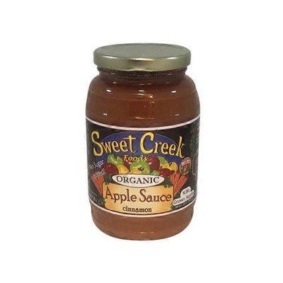 Sweet Creek Foods Cinnamon Apple Sauce