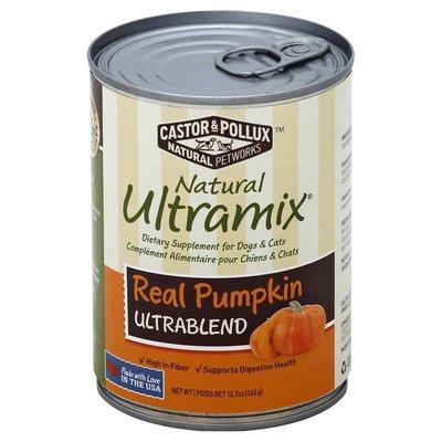 Castor & Pollux Dietary Supplement, For Dogs & Cats, Real Pumpkin Ultrablend