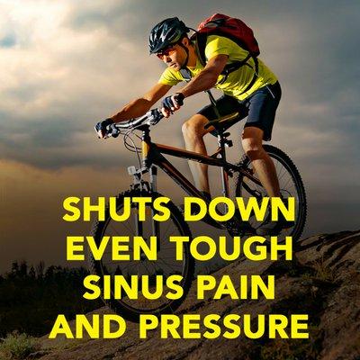 Advil Sinus Congestion and Pain Medicine, Sinus Congestion and Pain Medicine