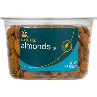 SB Almonds, Natural