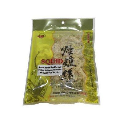 Jean Fu Smoking Shredded Squid