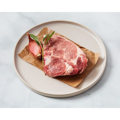 Bone-In Pork Sirloin Chops