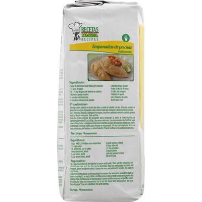 Maseca Amarillo Instant Yellow Corn Masa Flour