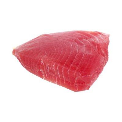 Fresh Yellow Fin Tuna Steak