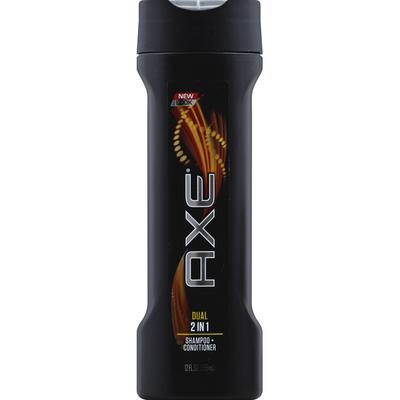 Axe Shampoo + Conditioner, Dual 2 in 1