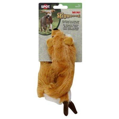 Spot Skinneeez Fox Dog Toy