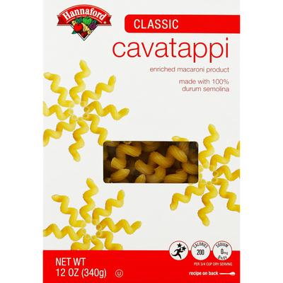 Hannaford Cavatappi Pasta