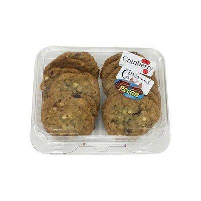 Gourmet Granola Cookies