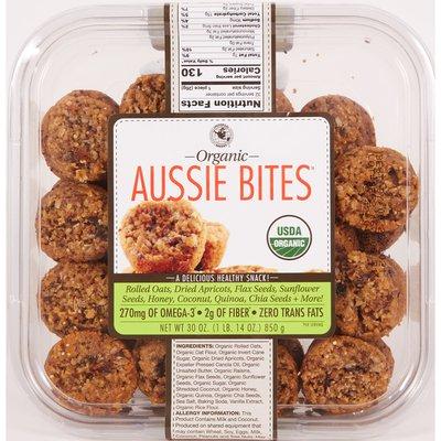 Best Express Organic AUSSIE BITES