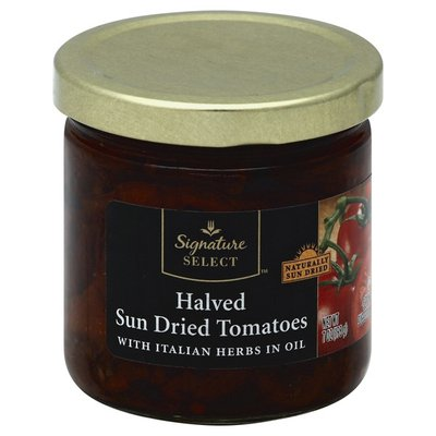 Signature Kitchens Halved Sun Dried Tomatoes